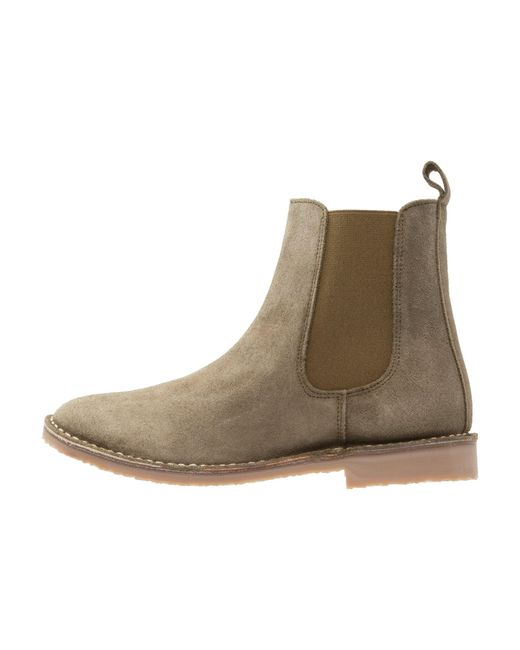 mint&berry | Natural Boots | Lyst