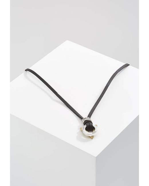 Icon Brand | Black Stacked Necklace for Men | Lyst