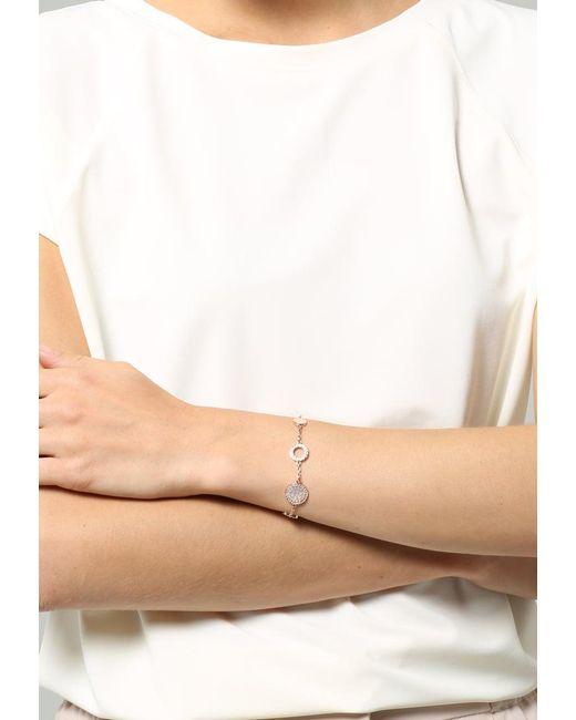 Fossil | Metallic Vintage Glitz Bracelet | Lyst