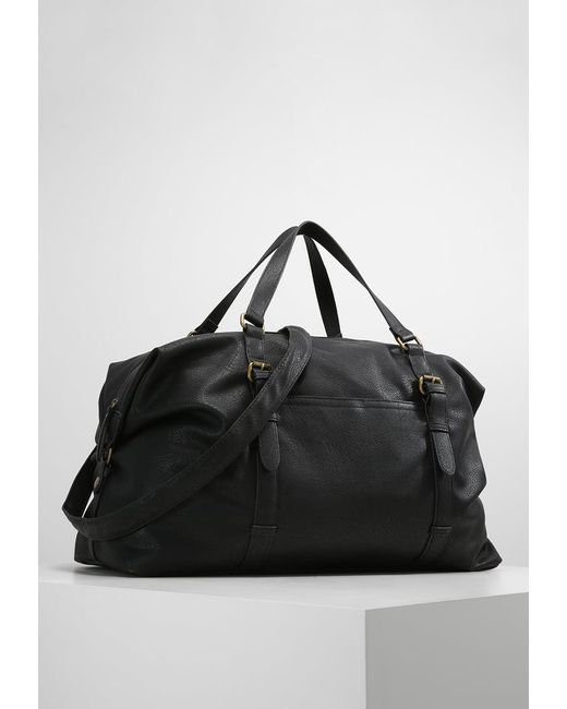 Anna Field | Black Weekend Bag | Lyst
