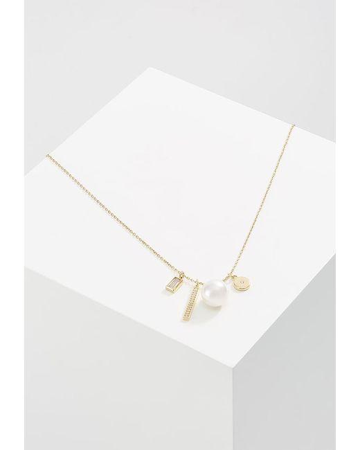 Michael Kors | Metallic Brilliance Necklace | Lyst