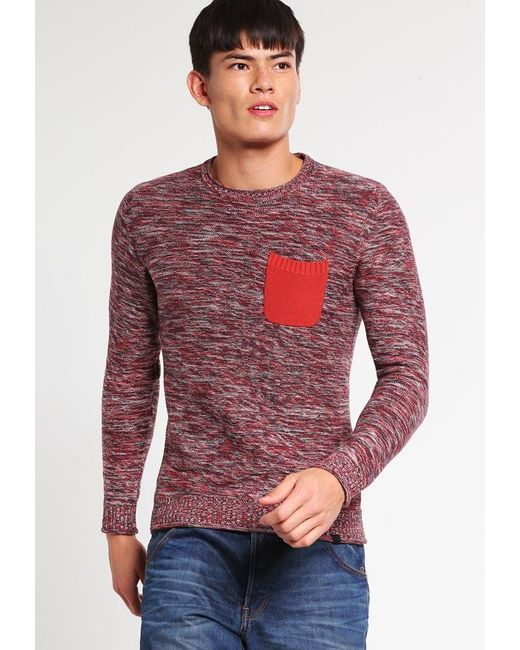 Blend | Red Jumper for Men | Lyst