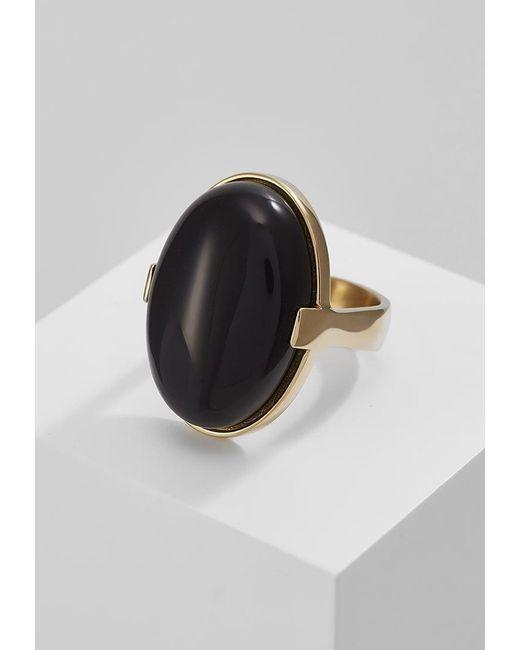 Dyrberg/Kern | Metallic Mattie Ring | Lyst