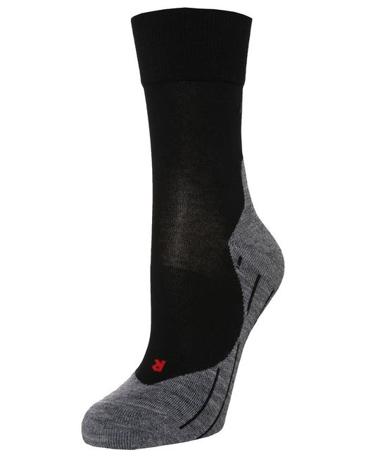 Falke | Black Ru4 Sports Socks | Lyst