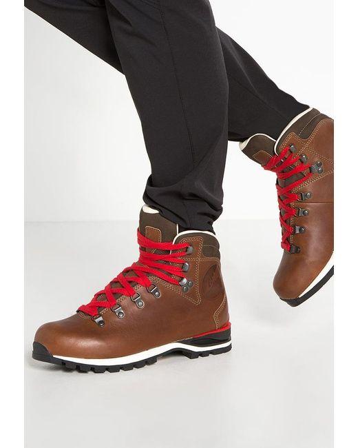 Lowa | Brown Wendelstein Walking Boots for Men | Lyst