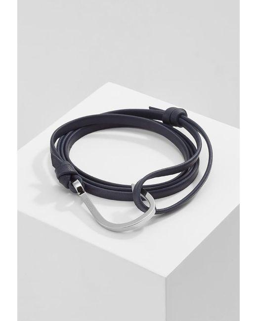 Miansai | Blue Hook On Bracelet for Men | Lyst