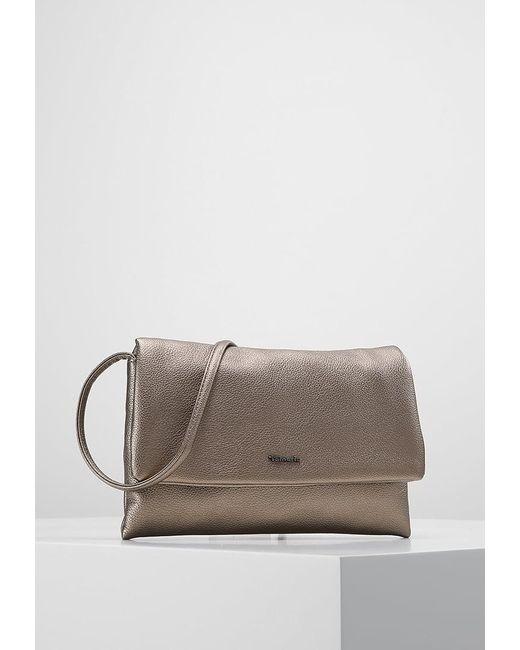 Tamaris | Metallic Across Body Bag | Lyst