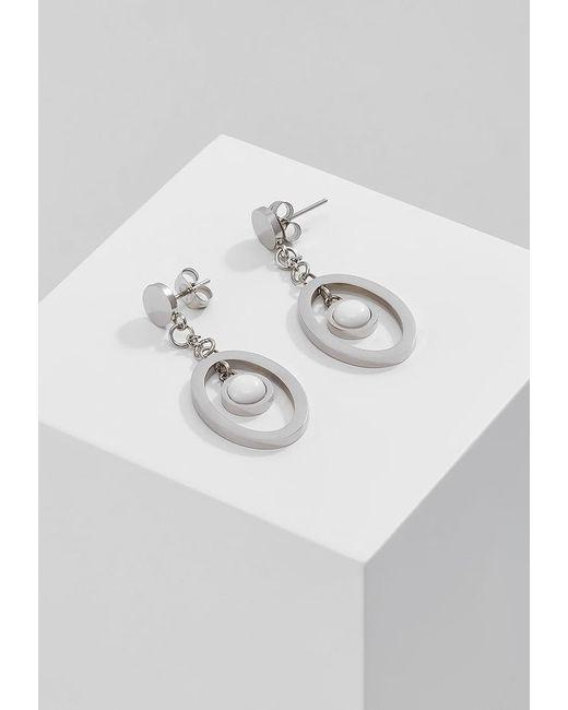 Tamaris | Metallic Bianca Earrings | Lyst
