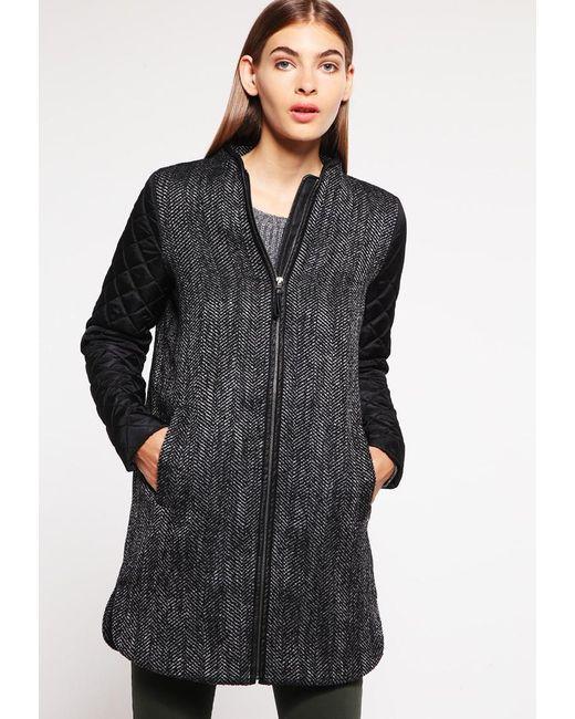 Vero Moda | Gray Vmisla Classic Coat | Lyst