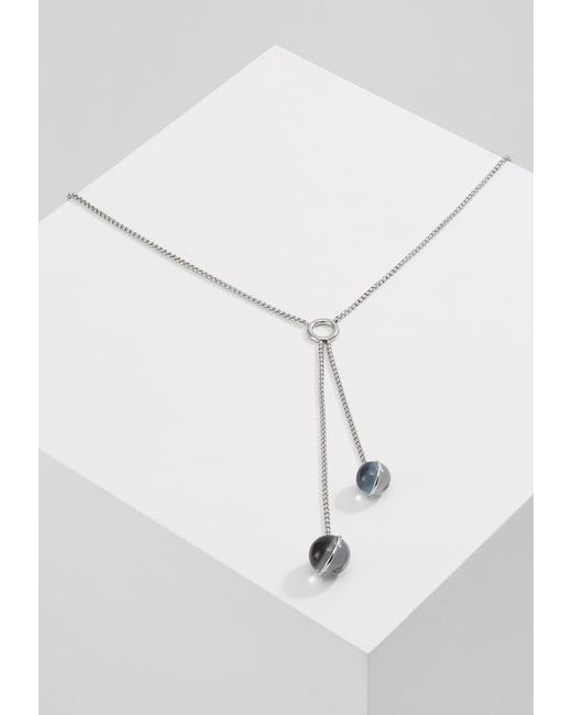 Skagen | Metallic Sea Necklace | Lyst