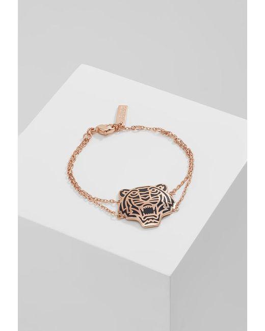 KENZO   Metallic Bracelet   Lyst