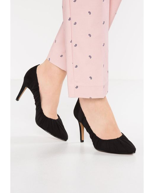 Dorothy Perkins | Black Josie Classic Heels | Lyst