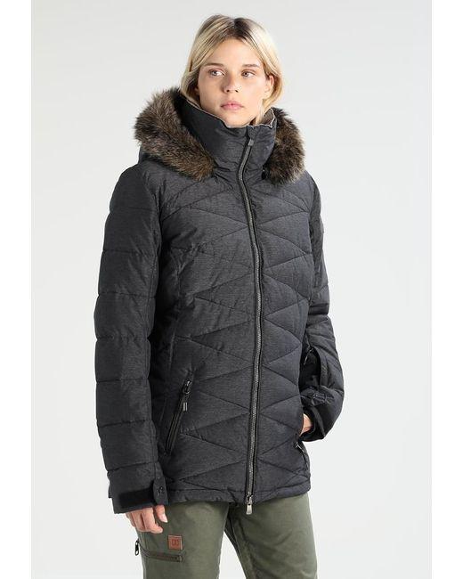 Roxy | Black Quinn Snowboard Jacket | Lyst