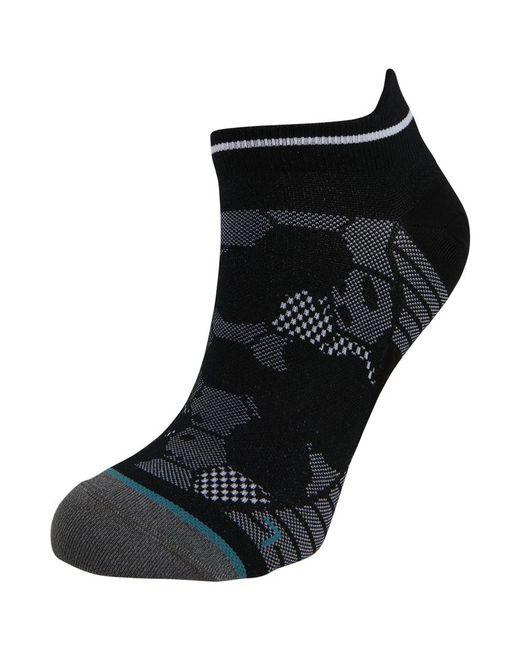 Stance | Black Run Honor Trainer Socks for Men | Lyst