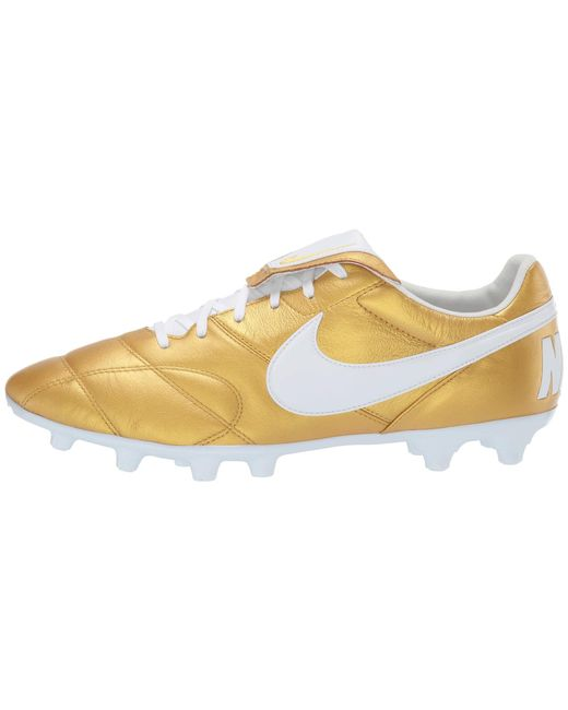a2dc9aa1b25b ... Nike - Multicolor Premier Ii Fg (black/metallic Vivid Gold/black) Men's  ...