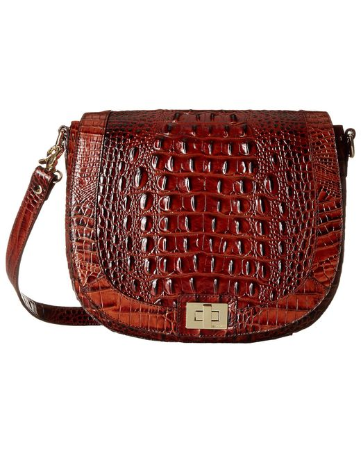 Brahmin - Brown Melbourne Sonny Bag (black) Handbags - Lyst