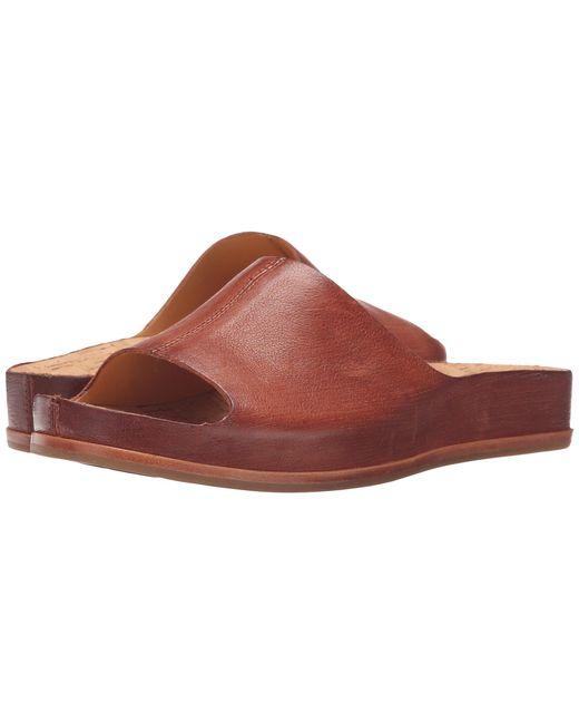 Kork-Ease - Tutsi (etiope (brown)) Women's Sandals - Lyst