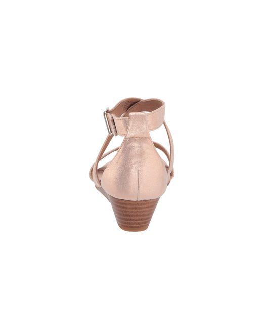 9098739059a ... Lyst Söfft - Multicolor Innis (silver Atlas) Women s Wedge Shoes ...