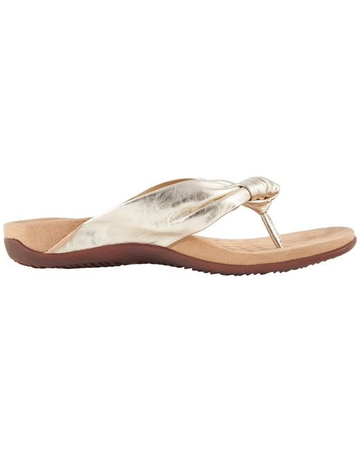 259d7753266c79 ... Vionic - Multicolor Pippa (rose Gold) Women s Sandals ...