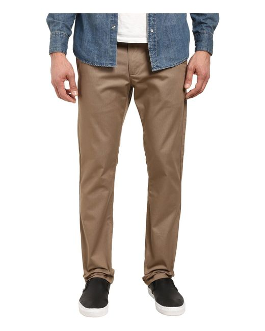 RVCA - Natural The Week-end Pant (midnight) Men's Casual Pants for Men - Lyst