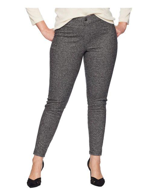 Hue - Plus Size Brushed Western Cowgirl Leggings (black/herringbone) Women's Casual Pants - Lyst