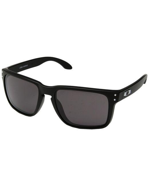 Oakley - Holbrook Xl (polished Black W/ Prizm Sapphire) Athletic Performance Sport Sunglasses - Lyst