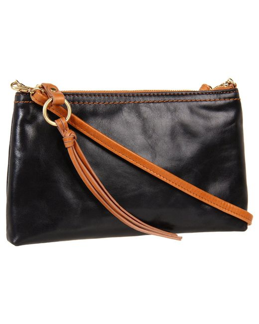 Hobo - Black Darcy (mink) Cross Body Handbags - Lyst