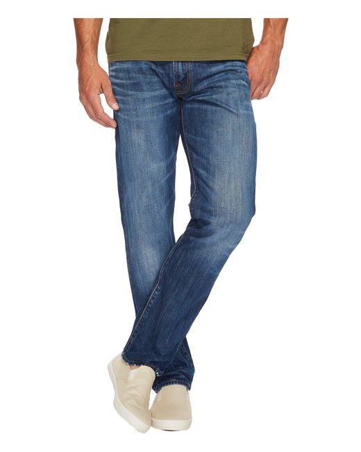 Lucky Brand - Blue 121 Heritage Slim In Henderson (henderson) Men's Jeans for Men - Lyst