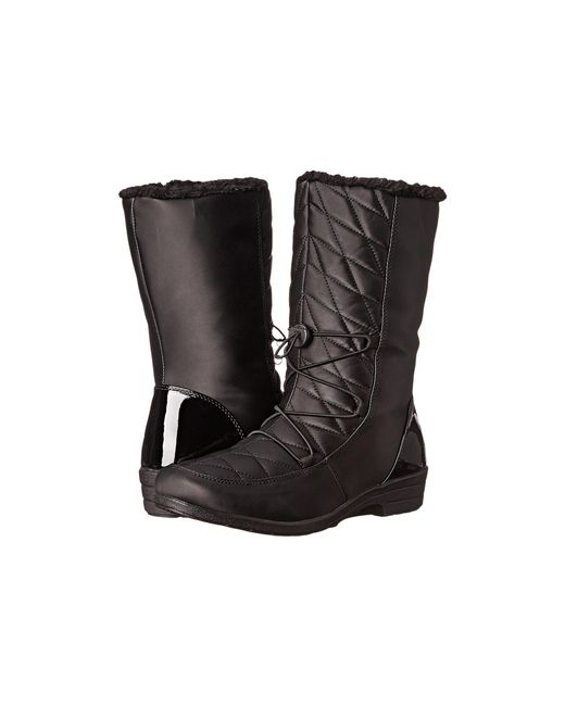 Tundra Boots | Black Leah | Lyst