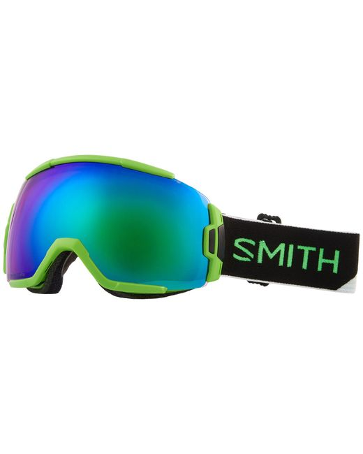 Smith Optics - Multicolor Vice Goggle (reactor Split Frame/chromapop Everyday Green Mirror/extra Lens) Goggles - Lyst