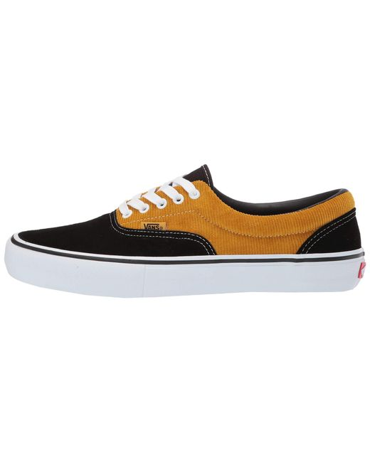 c48e678572d4f9 Lyst - Vans Era Pro (blackout) Men s Skate Shoes in Black for Men