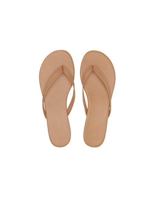 f29a0d0b0a65 Splendid - Natural Shyanne (black Sheep Nappa Leather) Women s Sandals ...