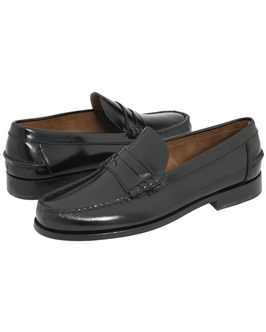 Florsheim | Black Como Slip-on Loafer for Men | Lyst