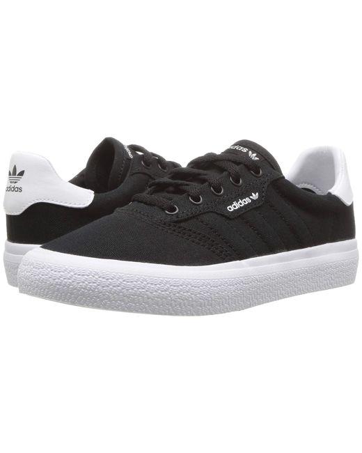 Adidas Originals - 3mc J (core Black core Black footwear White) Men s ... 9d6d909c2