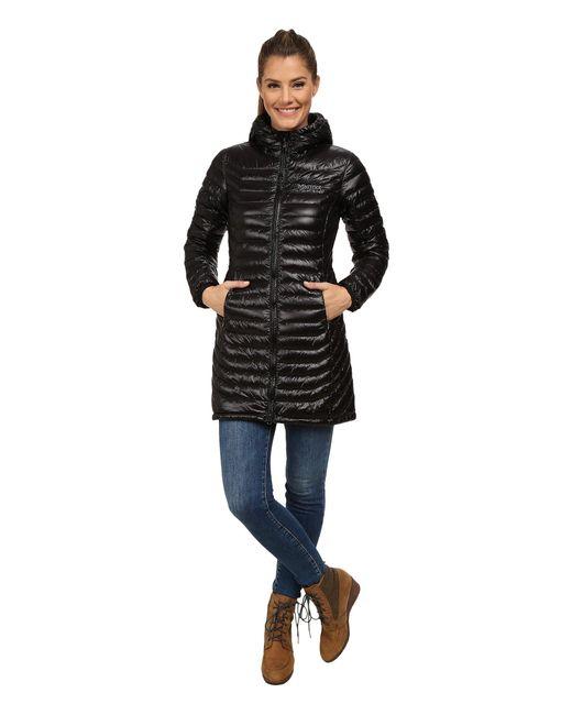 Marmot - Black Sonya Jacket - Lyst