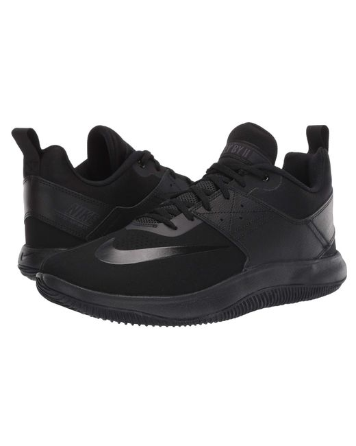 b205f3be7a12 Lyst - Nike Fly.by Low Ii Nbk (black black anthracite dark Grey ...