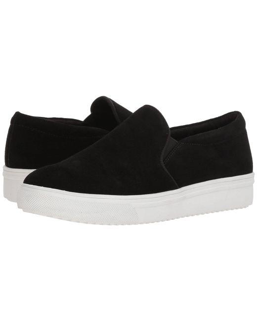 Blondo - Gracie Waterproof Sneaker (black Suede) Women's Shoes - Lyst