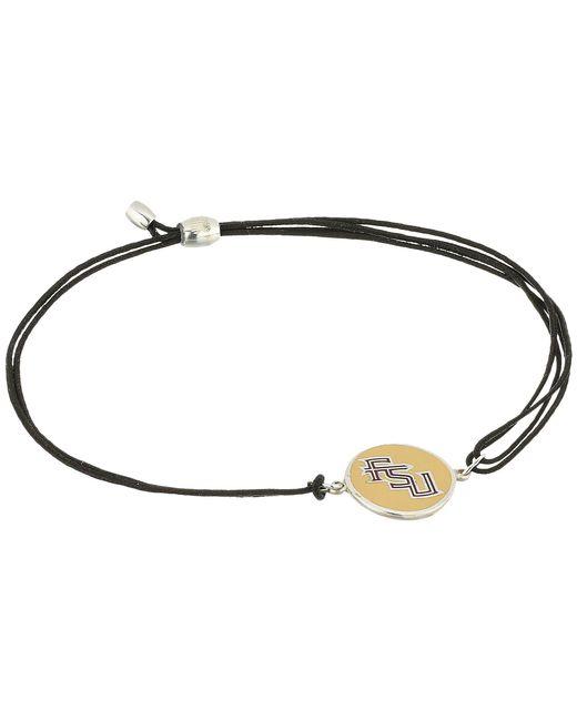 ALEX AND ANI | Metallic Kindred Cord Florida State University Bracelet | Lyst