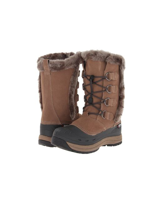 Baffin - Brown Chloe (sand) Women's Cold Weather Boots - Lyst