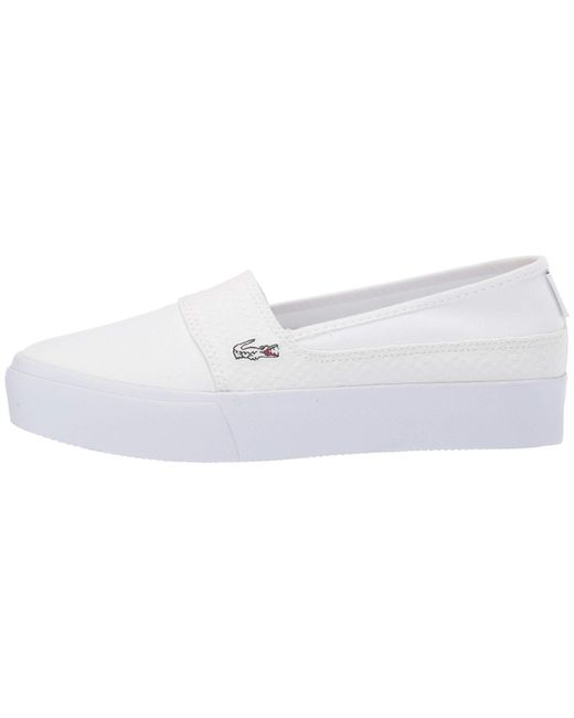 ae626814c Lyst - Lacoste Marice Plus Grand 119 2 (navy white) Women s Shoes in ...