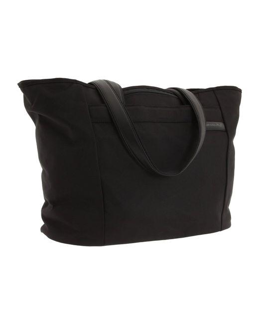 Briggs & Riley - Black Baseline - Large Shopping Tote Bag - Lyst