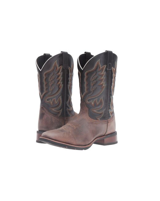 Laredo - Multicolor Montana (sand/chocolate) Cowboy Boots for Men - Lyst