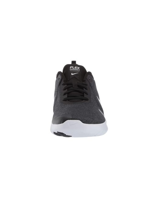 86e1b9c8ecc8 Lyst - Nike Flex Experience Rn 8 Running Shoes in Black - Save 9%