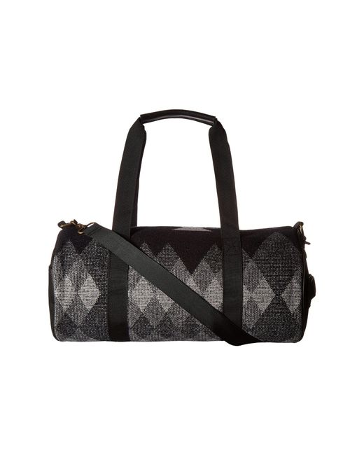 Pendleton | Black Round Gym Bag for Men | Lyst