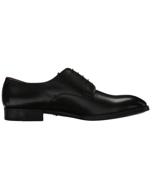 Emporio ArmaniFRANCESINA PATENT - Smart lace-ups - black tFEPKpW3Xa