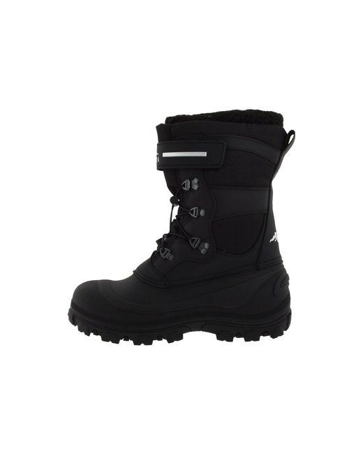Lyst Tundra Boots Toronto Black Grey Men S Cold