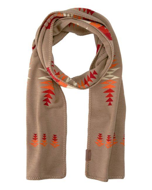 Pendleton - Multicolor Knit Muffler (tucson Black) Scarves - Lyst