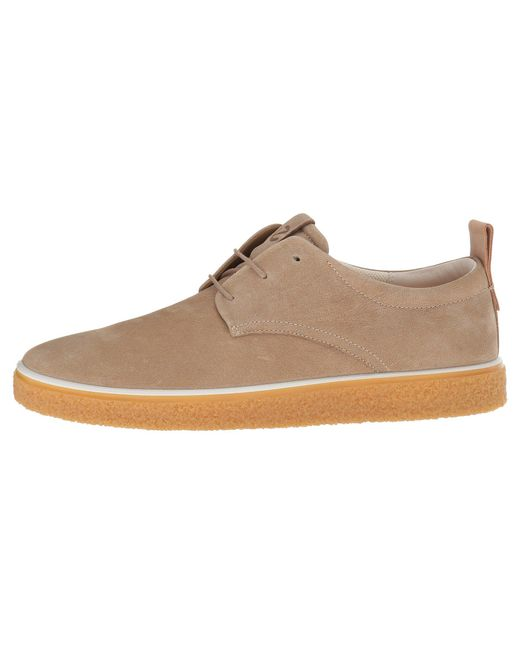 ... Ecco - Crepetray Derby Tie ( Brown powder) Men s Lace Up Casual Shoes  for ... c45452f7a9b89