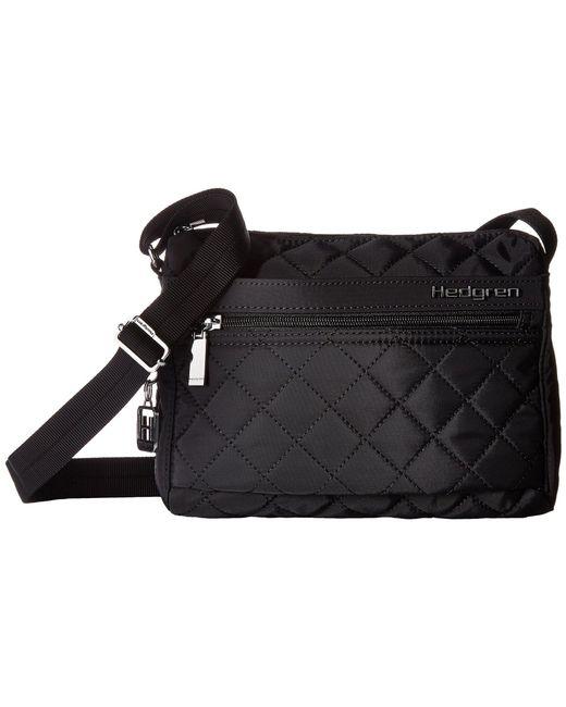 Hedgren - Black Diamond Carina Shoulder Bag (red) Shoulder Handbags - Lyst