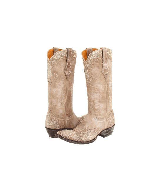 Old Gringo - Multicolor Erin 13 (bone) Cowboy Boots - Lyst
